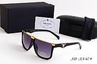 Ретро очки модный бренд для мужчин и женщин Prada, фото 1