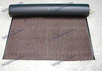 Дорожка грязезащитная Ибица, 90см., коричневая, длина любая