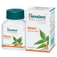 Ним Neem Хималая 60 таблеток для здоровья кожи