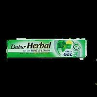 Зубная паста - гель  Дабур  Мята и лимон .80 г г ОАЭ