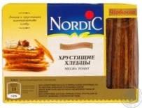 Хлебцы многозерновые, Nordic, 100г