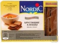 Хлебцы Nordic ржаные 100г