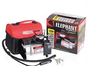 Автомобильный компрессор ELEPHANT КА-12300 100psi/12Amp/35л/прикур.
