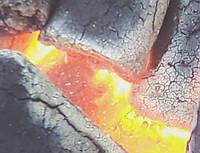 Топливные брикеты 50 х 60 мм , из угля АШ