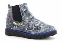 Детские польские демисезонные ботинки Bartek для девочек р.27-38, отличная школьная обувь