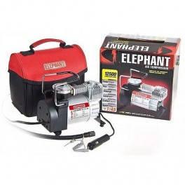 Автомобільний компресор ELEPHANT КА-12500 150psi/14Amp/35л/прикур., фото 2