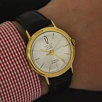 Poljot de luxe automatic тонкие часы Полет СССР