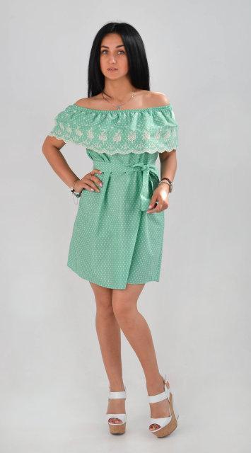 Купить нарядное летнее платье 50 размера
