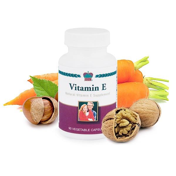 Витамин Е с нанокластерами Vitamin  витамины молодости