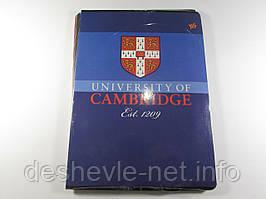 Тетрадь формат А4, 96 листов Yes, скоба, 890912 Cambridge
