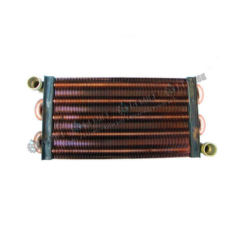 Теплообменник vaillant 28 Кожухотрубный конденсатор Alfa Laval CXP 143-XS-2P Нижний Тагил