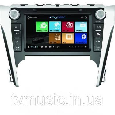 Штатная автомагнитола MyDean 1131 nv (Toyota Camry)