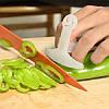 Защита для пальцев от порезов кухонным ножом