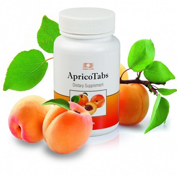 АприкоТабс ( АпприкоТабс ) ApricoTabs Профилактика сердечных заболеваний
