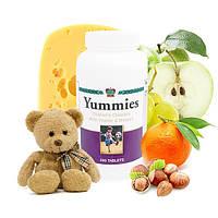 Детские вкусные витамины Yummies  Иммунитет детей   витамины для детей