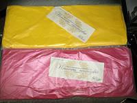 Пеньюары одноразовые цветные - 100 шт.