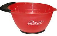 Емкость для краски волос DenIC - красная