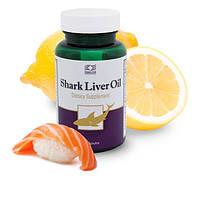 Жир печени акулы Shark Liver Oil -антиоксидант  Повышение иммунитета  Противораковое