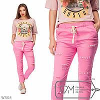 Летние коттоновые джинсы