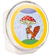 LED Ночник Белка и гриб, Wimmlinger Nachtlicht - Eichhörnchen & Pilz