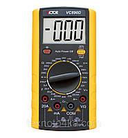 Мультиметр цифровой VC-890D, фото 1