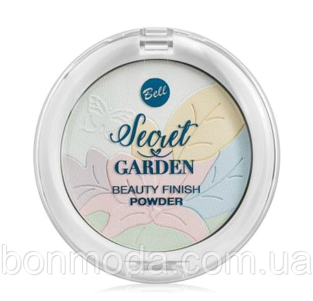 Корректирующая пудра гипоаллергенная Secret Garden Beauty Finish Powder Bell