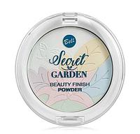Корректирующая пудра гипоаллергенная Secret Garden Beauty Finish Powder Bell