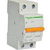 Автоматический выключатель  ВА63 2П 50A C (11218)