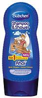 Детский шампунь для мытья волос и тела Йо-хо-хо (230 мл.), Bubchen