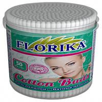 Ватные палочки «Florika»  50 штук в банк… (арт.350479)