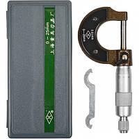 Микрометр МК 0–25 гладкий (арт.МК0-25)
