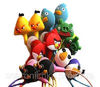 Наушники Аngry Birds - в наличии - все цвета, фото 1