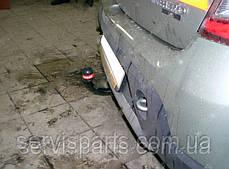 Фаркоп Renault Sandero 2008- (Рено Сандеро Степвей), фото 3