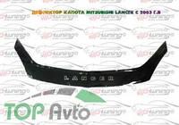 Vip Tuning Дефлектор капота Mitsubishi Lancer 9 2003-2010