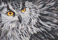 Схема для вышивки бисером Мудрая птица