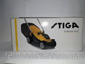 Электрокоса  STIGA Collector 34E, фото 2