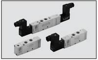 Клапаны серия MACH 16 — пневматическое и электрическое управление