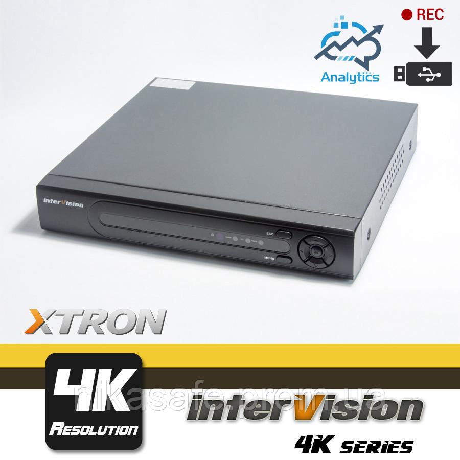 Видеорегистратор  XTRON-4K-84USB