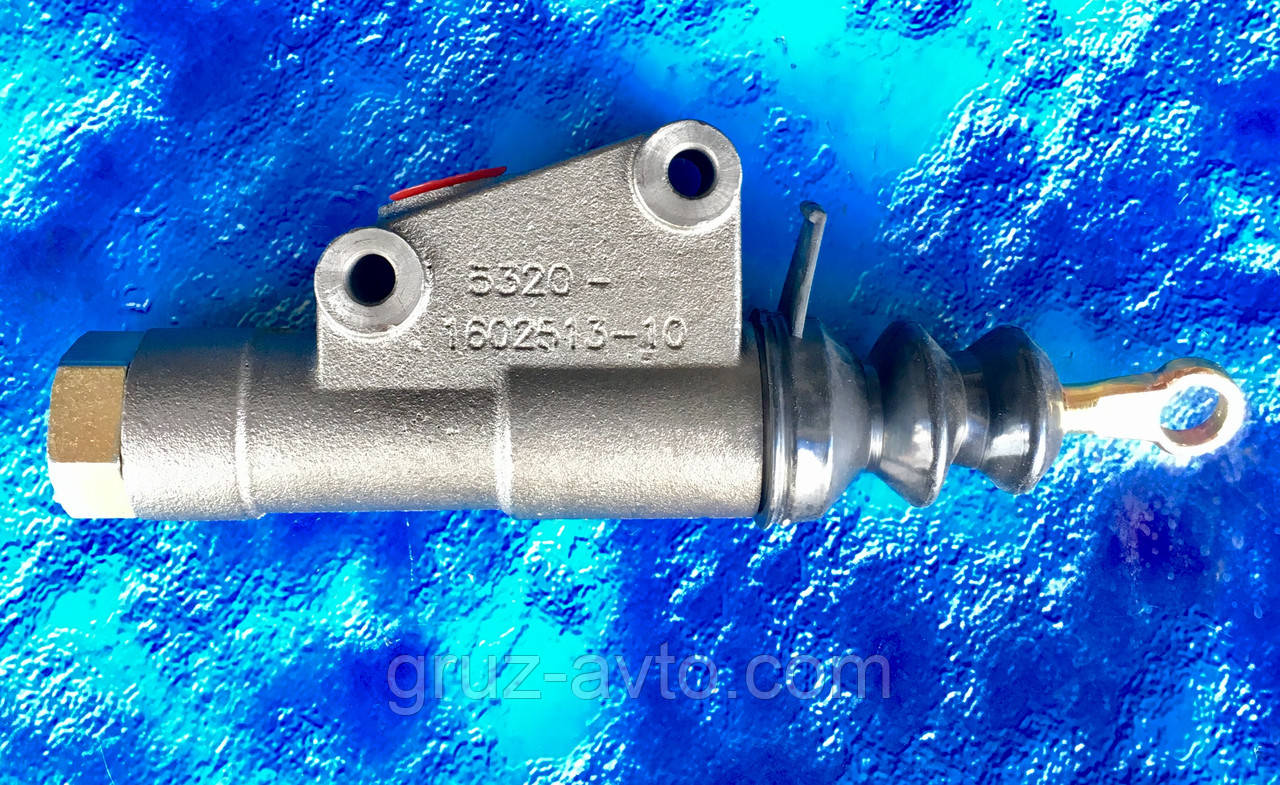 Главный цилиндр сцепления ГЦС КАМАЗ - 5320 Кинешма /1602513-10