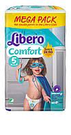 Подгузник детский Либеро Комфорт 5 (10-16 кг) (80)
