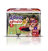 Подгузник детский Либеро Up&Go 4  (7-11кг) (24)