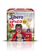 Подгузник детский Либеро Up&Go 5 (10-14кг) (22)