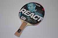 Ракетка для настольного тенниса Stiga React WRB, art:1877-01