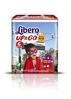 Подгузник детский Либеро Up&Go 6 (20)