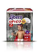 Подгузник детский Либеро Up&Go 7 (16-26кг) (18)