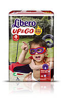 Подгузник детский Либеро Up&Go  4 (7-11кг) (46)