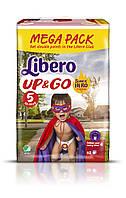 Подгузник детский Либеро Up&Go 5 (10-14кг) (62)
