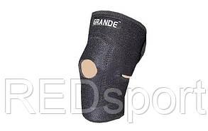 Наколенник (фиксатор коленного сустава) открывающ. с открытой колен.чашечкой (1шт)