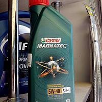 Масло Castrol 5W40 Magnatec 1L A3\B4 Германия 1шт.
