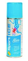 "Заморозка спортивная ""Alivio"" 400ml AG SPORT ICE (баллон-спрей)"